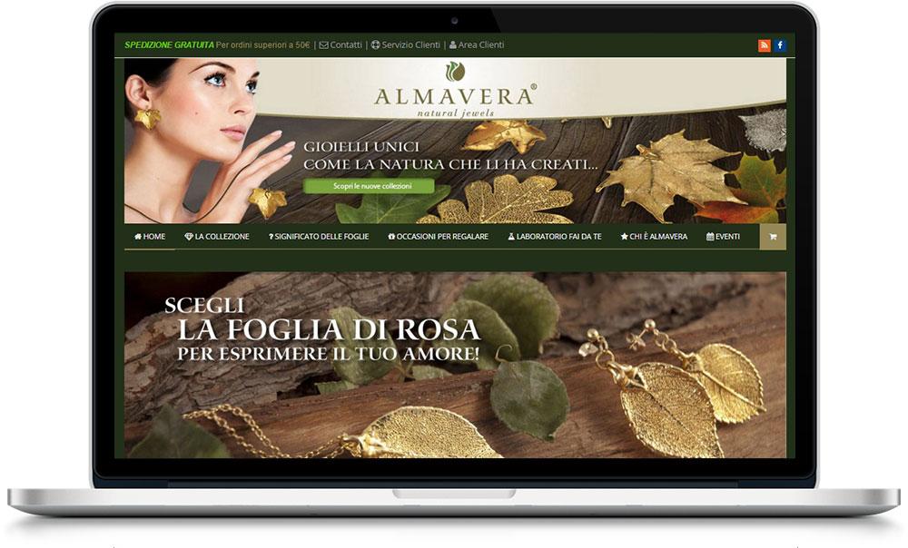 Buoni prezzi pacchetto elegante e robusto modellazione duratura Almavera - Siti Web Italia