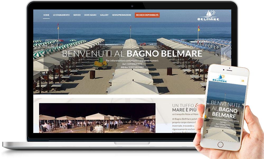 Bagno belmare siti web italia