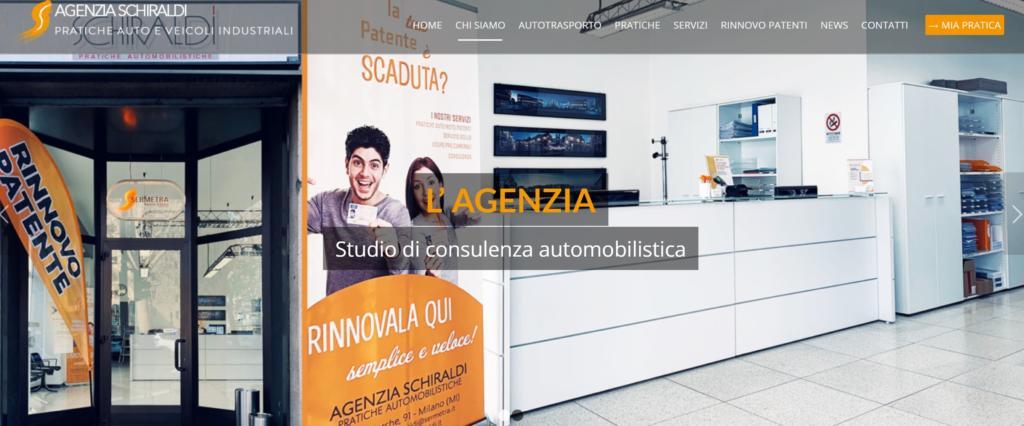 Agenzia Pratiche Auto Milano