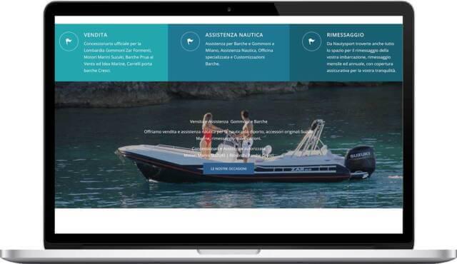 Siti Web per la Nautica